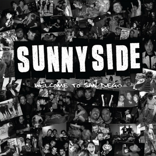 SUNNYSIDE - WELCOME TO SAN DIEGO (CD)