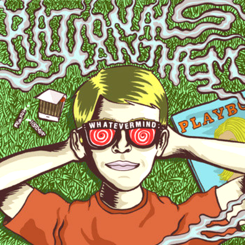 RATIONAL ANTHEM - WHATEVERMIND (12'')