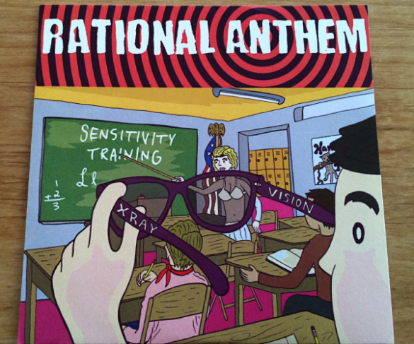 RATIONAL ANTHEM - SENSITIVITY TRAINING (CD)