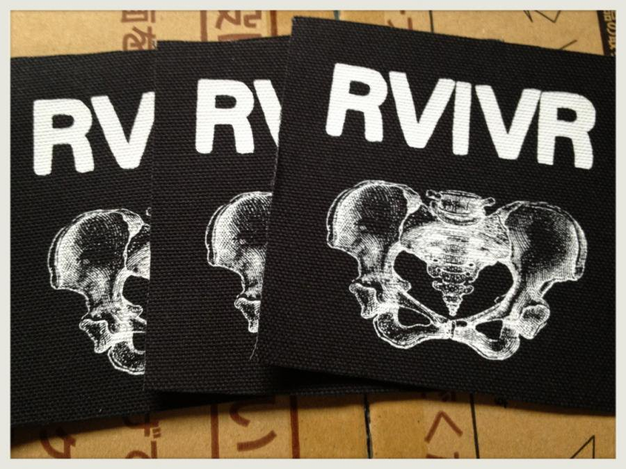 RVIVR - JAPAN TOUR 2014 (PATCHES)
