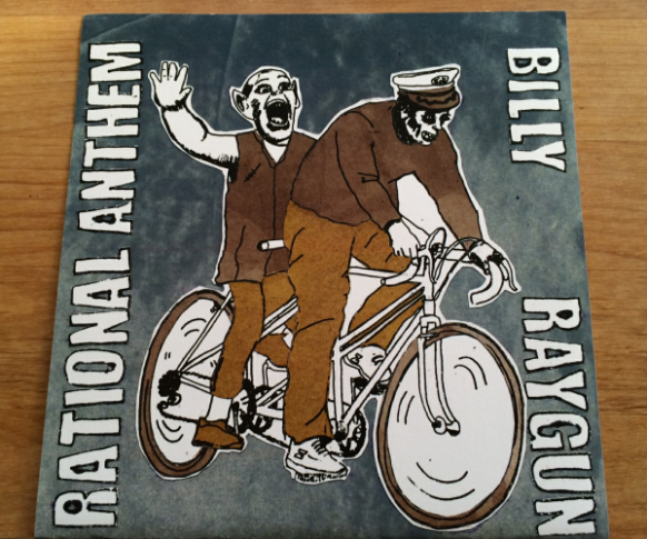 RATIONAL ANTHEM/BILLY RAYGUN - SPLIT (7'')
