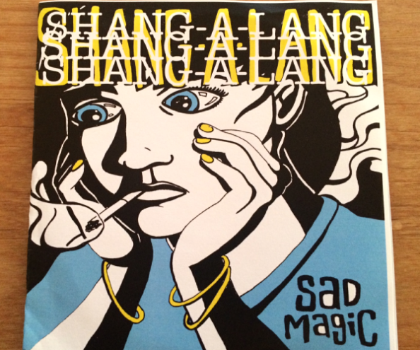 SHANG-A-LANG - SAD MAGIC (CD)