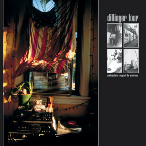 DILLINGER FOUR - Midwestern Songs Of The Americas (12'')