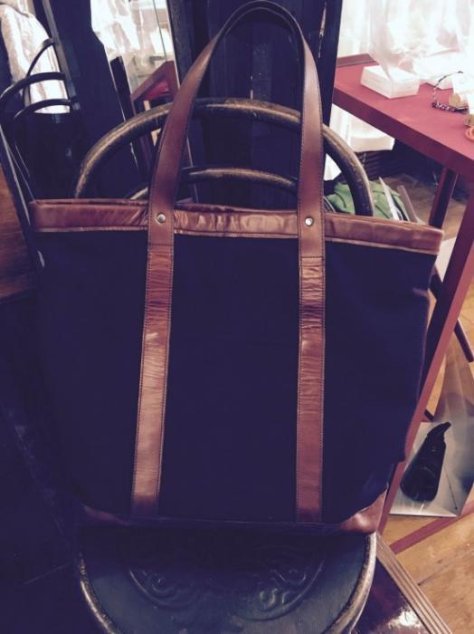 Order Tote Bag オーダートートバッグ/生地 : ヴィンテージ/size(L)