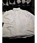 <img class='new_mark_img1' src='https://img.shop-pro.jp/img/new/icons7.gif' style='border:none;display:inline;margin:0px;padding:0px;width:auto;' />モソデリア (MOSO DELIA) / Use Ful Shirts  / White / Size L