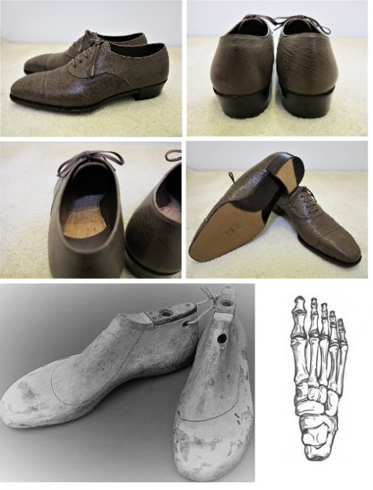<img class='new_mark_img1' src='https://img.shop-pro.jp/img/new/icons10.gif' style='border:none;display:inline;margin:0px;padding:0px;width:auto;' />【予約制】 Bespoke shoes「フルオーダー靴」最後に行き着くと言われる究極の靴 ビスポーク(フルオーダー)