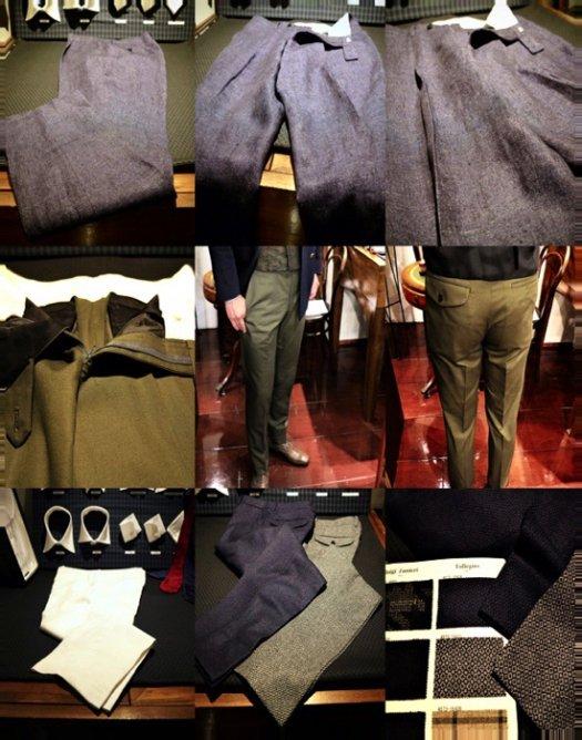 オーダーパンツ・スラックス | Order pants