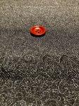 <img class='new_mark_img1' src='https://img.shop-pro.jp/img/new/icons7.gif' style='border:none;display:inline;margin:0px;padding:0px;width:auto;' />100%岩手県浄法寺産漆塗【予約商品】朱(しゅう) 漆塗釦4穴(20mm)