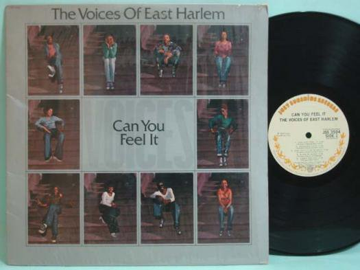 The Voices Of East Harlem - Can You Feel It