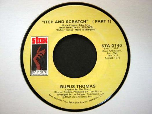 Rufus Thomas Itch And Scratch