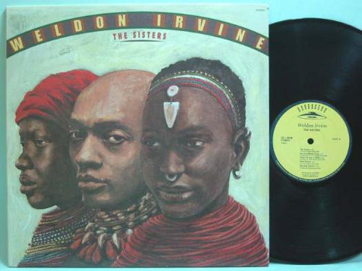 Weldon Irvine The Sisters Record Trader