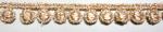 ラメケミカルレース    ゴールド Gold/シルバー Silver   13.7m