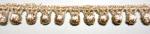ラメケミカルレース    ゴールド Gold/シルバー Silver   13.7m  No.875003