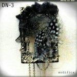 【modifica】モディーフィカ fallen angel(堕天使) 額装ネックレス  DN-3
