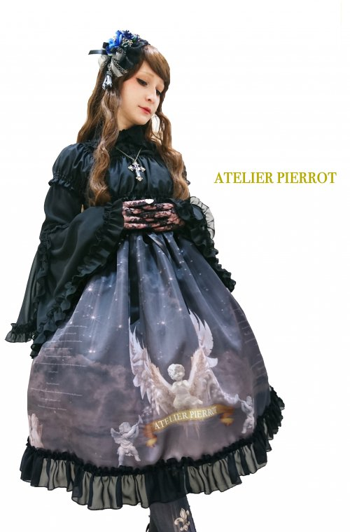 【ATELIER PIERROT】 Celeste anges rob...