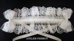 【ATELIER PIERROT】アトリエピエロ ローズヘッドドレス  Rose Head Dress ホワイト