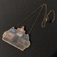 【Violet Fane】ヴァイオレットフェーン   SAINTA DELAIDE School  necklace