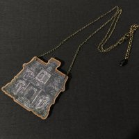 【Violet Fane】ヴァイオレットフェーン    The woodhill manor necklace