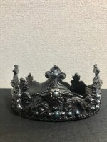 【atelier Beatrice】アトリエベアトリーチェ      prince clown(antique silver gray &Black)