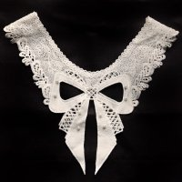 【Morun×Muuna Stoik】モランムーナストイック 付け襟Ribbon