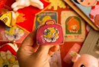 【Violet Fane】ヴァイオレットフェーン Otome Nostalgiaブローチ(Candy Lunch Box)