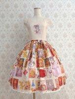 【Violet Fane】OTOME Nostalgia ジャンパースカート  Cream