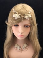 【atelier Beatrice】Early summer Rarieto  White&gold
