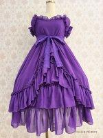 【ATELIER PIERROT】シフォンベビードール Purple