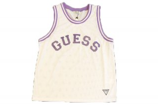<img class='new_mark_img1' src='//img.shop-pro.jp/img/new/icons14.gif' style='border:none;display:inline;margin:0px;padding:0px;width:auto;' />GUESS GREEN LABEL LOGO MESH TANK