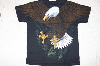 <img class='new_mark_img1' src='//img.shop-pro.jp/img/new/icons14.gif' style='border:none;display:inline;margin:0px;padding:0px;width:auto;' />vintage eagle Tシャツ