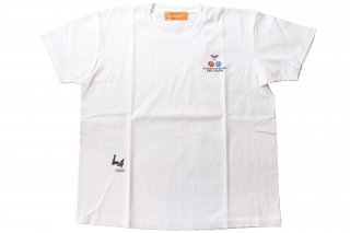 THE YOUTHLESS LA Arc S/S TEE