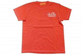 THE YOUTHLESS UP SIDE DOWN SMILE S/S TEE