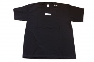 <img class='new_mark_img1' src='//img.shop-pro.jp/img/new/icons14.gif' style='border:none;display:inline;margin:0px;padding:0px;width:auto;' />THE INCORPORATED THE LABEL T SHIRT BLACK