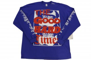 <img class='new_mark_img1' src='//img.shop-pro.jp/img/new/icons14.gif' style='border:none;display:inline;margin:0px;padding:0px;width:auto;' />THE INCORPORATED THE GOLD GRILL T SHIRT BLUE
