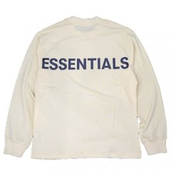 <img class='new_mark_img1' src='https://img.shop-pro.jp/img/new/icons14.gif' style='border:none;display:inline;margin:0px;padding:0px;width:auto;' />FOG ESSENTIALS REFLECTIVE LONG SLEEVE T-SHIRT CREAM