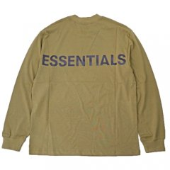 <img class='new_mark_img1' src='https://img.shop-pro.jp/img/new/icons14.gif' style='border:none;display:inline;margin:0px;padding:0px;width:auto;' />FOG ESSENTIALS REFLECTIVE LONG SLEEVE T-SHIRT TAN