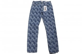 <img class='new_mark_img1' src='https://img.shop-pro.jp/img/new/icons14.gif' style='border:none;display:inline;margin:0px;padding:0px;width:auto;' />PLEASURES X GUESS ORIGINALS PRINTED DENIM