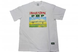 <img class='new_mark_img1' src='https://img.shop-pro.jp/img/new/icons50.gif' style='border:none;display:inline;margin:0px;padding:0px;width:auto;' />Pot Meets Pop x Cheech And Chong Greatest Hit Tee (WHT)