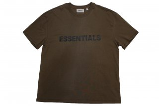 <img class='new_mark_img1' src='https://img.shop-pro.jp/img/new/icons14.gif' style='border:none;display:inline;margin:0px;padding:0px;width:auto;' />FOG ESSENTIALS  FRONT LOGO TEE Brown SSENSE限定