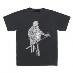 <img class='new_mark_img1' src='https://img.shop-pro.jp/img/new/icons14.gif' style='border:none;display:inline;margin:0px;padding:0px;width:auto;' />A GOOD BAD INFLUENCE - AXL CRACKED POCKET TEE (WASHED BLACK)