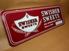 Swisher Sweets Blunt Embossed Tin Sign VTG(USED)