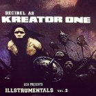 DECIBEL AS KREATOR ONE/ECR PRESENTS ILLSTRUMENTALS vol.2