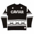 CAVIAR CARTEL - 69 SHARKS L/S FOOTBALL JERSEY BY CAVIAR CARTEL