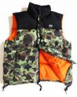 Denim & Supply Ralph Lauren Men's Camouflage Down Vest