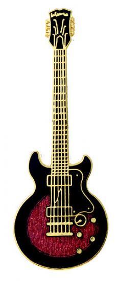 ギブソン・レスポール カスタム スペシァル55 サンバースト ギター ミニピン