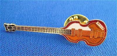 バイオリン ベース ミニピン Bass Mini Pin