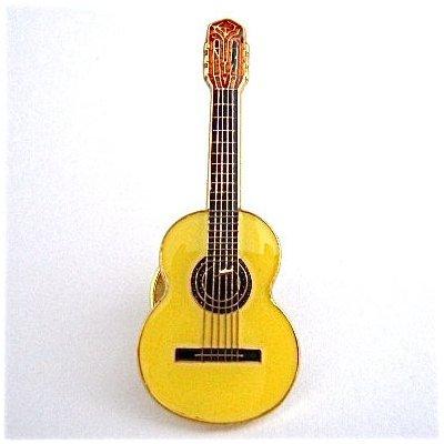 クラッシック(シーダー) ミニピン Classical Guitar (Cedar) Guitar Mini Pin