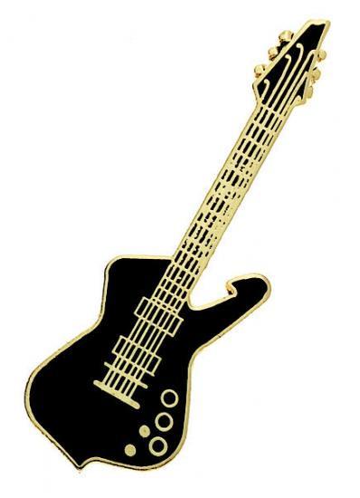 アイバニーズ・アイスマン ミニピン aimgifts Ibanez Iceman  Guitar Mini Pin