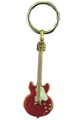 ギブソンES335 チェリーレッド ビンテージ1958 ギター キーホルダー Gibson  ES335 G/RD CHERRY RED