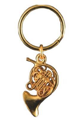 フィリップ・ファーカスモデル ホルン ゴールド キーホルダー Holton Farkas French Horn KEYCHAIN 558